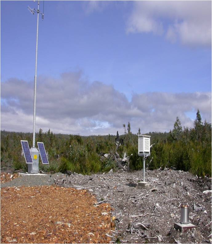 Warra Climate Station