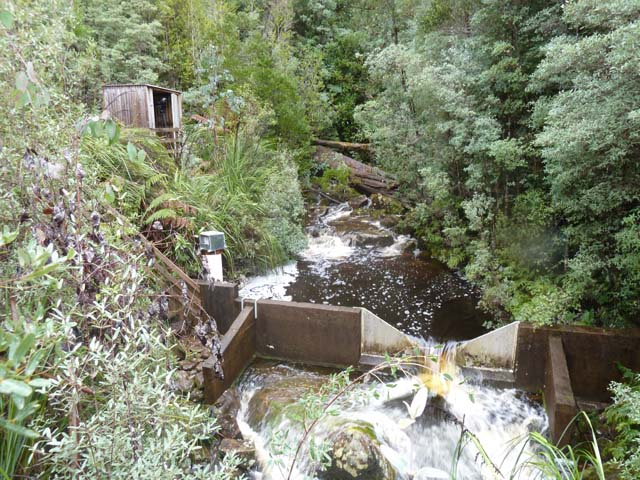 Warra Hydrology